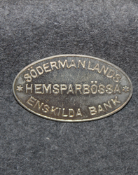 Södermanlands Enskilda Bank, Hemsparbössa