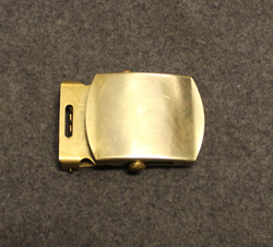 Swedish army belt buckle, for 30-34mm belt.