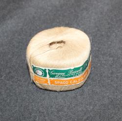 Italian army linen thread no:8, 50g