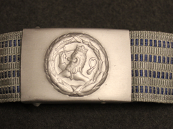 Finnish army M/58 parade belt, good condition.