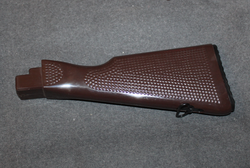 AK74 Stock, unissued, wood or plastic.