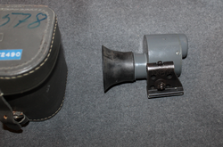 55s55 optical sight for the recoilless anti-tank gun.