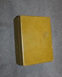 CCCP manometer. TM3, max 120kg/cm2, phosphorescent dial.