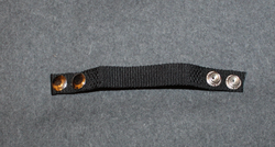 Belt keeper, nylon for 50mm belt.