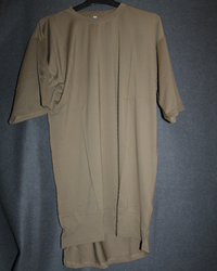UK army t-shirt, green, Kempton mfg, size XL, unissued.