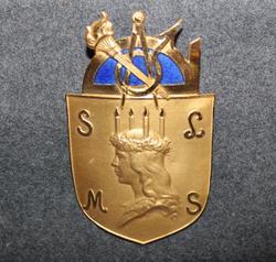 SLMS, Lucia seura. 77x46mm