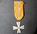 Finnish cavalry cross of merit, 925 silver.