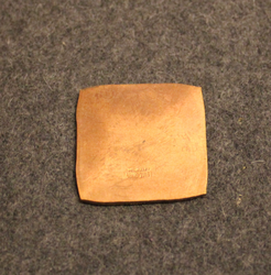 Finnish Airdefence, NCO School badge base plate.