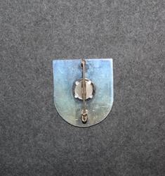 Ab Storstockholms Lokaltrafik, SL Cap badge, shield type