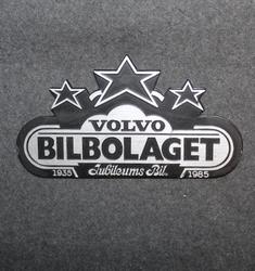 Volvo Bilbolaget, 1935-1985, 50 jubileums bil.