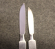 Kirurgin veitsi, Skalpelli, CCCP valmiste, käyttämätön.