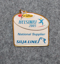 IAAF Helsinki 2005 / Silja Line.