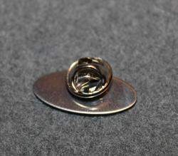 Silja Line 1957-1997, 40th anniversary pin.