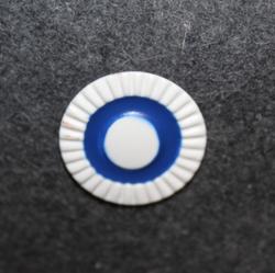 Finnish army cap badge, metal.
