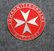 Johanniterordens Biltjänst. Knights Hospitaller car service.