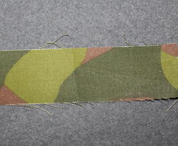 Finnish Army M/62 camo cloth, ribbon. Original quality.
