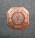 RUK2,  Finnish navy, officer school badge base plate.