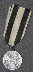 Commemorative Medal of Finnish liberation war.