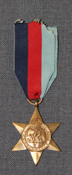 The 1939-1945 Star.