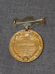 The Kings Medal 1910-11