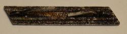 Swiss Rank insignia. 41mm silver.