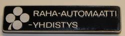 Raha-automaattiyhdistys nimikilpi.