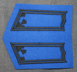 Collar tabs, Air Force. Finland.