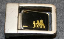 Jursti  belt buckle.