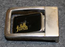 Jursti belt buckle. Large