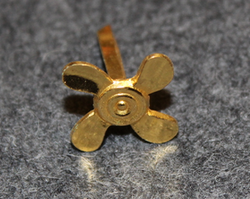 Danish insignia propeller