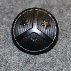 Skovshoved Sejlklub, ( yacht klub ) 25mm, black
