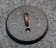 Skovshoved Sejlklub, 25mm, musta
