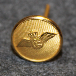Danish air force, gilt 13mm