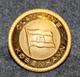 Olav-Line, laivayhtiö, kullattu, 24mm