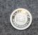 Olav-Line, laivayhtiö, hopean värinen, 16mm