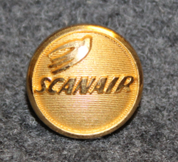 Scanair, gilt, 13,5mm