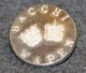 Bacchi Wapen, niklattu, 24mm