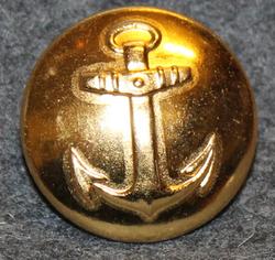 Boomerang International, gilt, 23mm, anchor