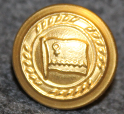 Finnlines, shipping company, gilt, 15mm, Early version