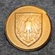 Villeneuve, sveitsiläinen kaupunki, 21mm, kullattu