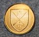 Le Chenit, sveitsiläinen kunta, 21mm, kullattu