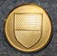 Rolle, sveitsiläinen kunta, 21mm, kullattu