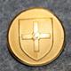 Ollon, sveitsiläinen kunta, 21mm, kullattu