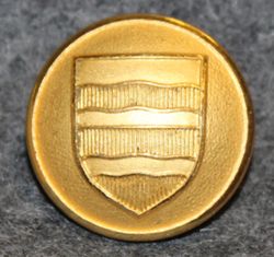 Morges, Swiss municipality, 21mm, gilt