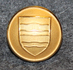Morges, Swiss municipality, 15,5mm, gilt