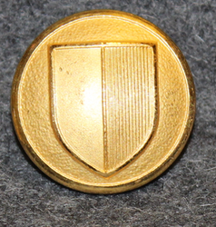 Payerne, Swiss municipality, 21mm, gilt