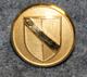 Écublens, sveitsiläinen kunta, 15mm, kullattu