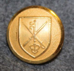 Le Chenit, Swiss municipality, 15,5mm, gilt