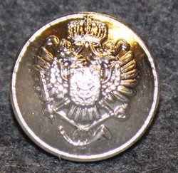 Austro-Hungarian Empire, 16mm, nickel.