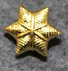 Arvomerkki, Suomi, 12mm tähti, virkamies